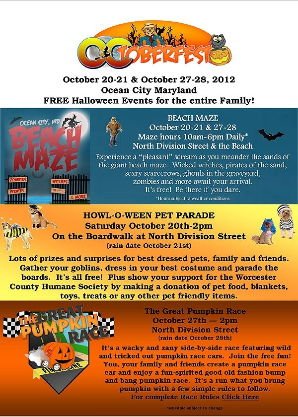 play games or get lost in the maze - Halloween Events Maryland