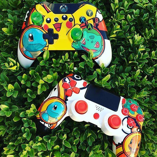 Back in stock!! Partners: @noguffgaming @aimeerages @lanayisgreat @lust_dvs @gamer.videos @krytonic_ @miss.kittenn @iisnowbeauty @gamingstunts #gamer #videogames #xbox #playstation #gaming #gaming #nederland #custom #controller #Ps4 #xboxone #GameStyling #onlinegaming #painting #dutch #xbox360 #fallout4 #gamerguy #gamergirls #fallout4 #CallOfDuty #blackops3 #blackops #destiny #division #overwatch #gta #gta5 #cod #game #pokemongo
