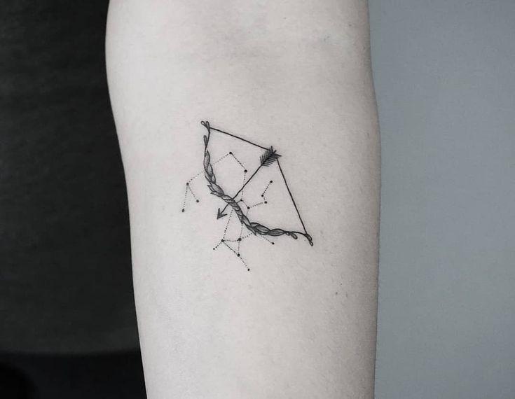 34 Beste Schütze Tattoos Design und Ideen für Frauen und Männer 2019 – Seite 2 von 34 –
