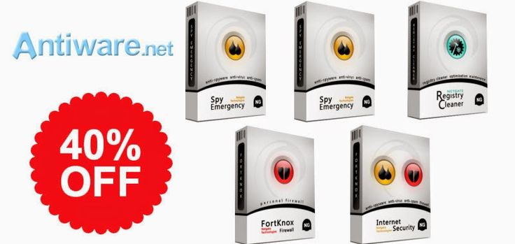 [40% OFF - Discount from Antiware.net] NETGATE Technologies's products