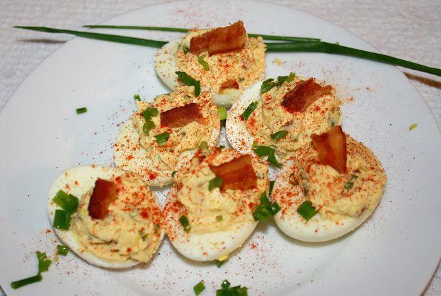 Daktari's Diner: Deviled eggs three ways