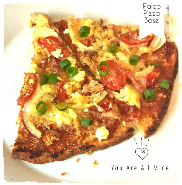 Paleo Pizza Base