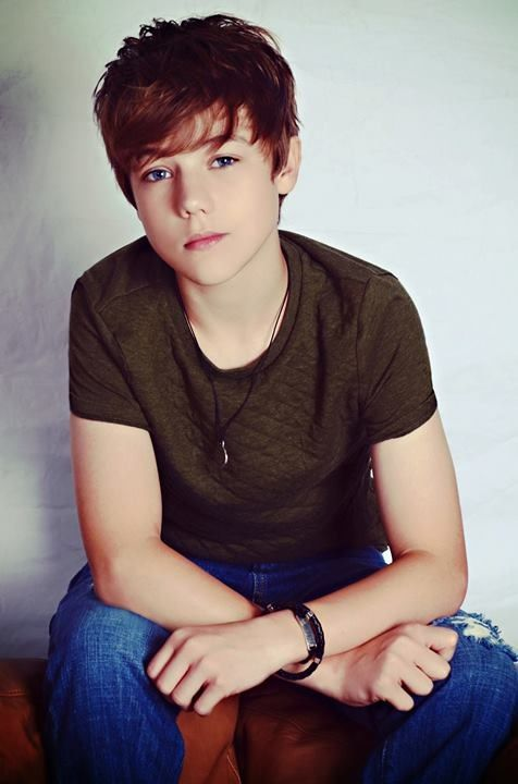 Reed Deming. Okay so I kinda fell in love with his voice sooo I call dibs.