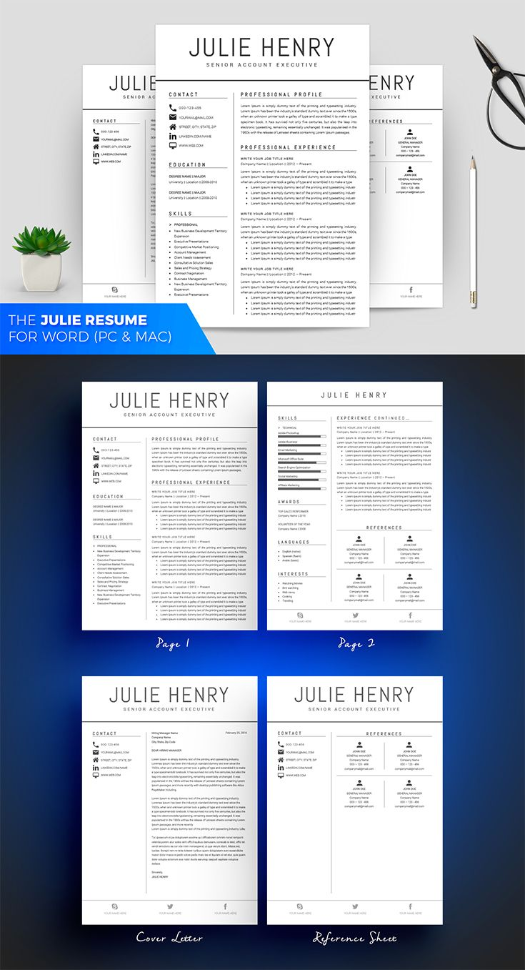 Using this resume template, you can create a modern and professional resume/CV that is guaranteed to help land your dream job. This Resume Template is available for instant download with a professional resume template, a cover letter and a reference letter. A1resume templates are about the very best you can get anywhere. Now is the time to compose that KILLER resume / CV that will make employers run after you. GET IT NOW --> https://crmrkt.com/4rDx0V #A1RESUME