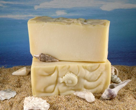 Castile Soap - Olive Oil Soap - Unscented Soap - All Natural Soap - Baby Soap