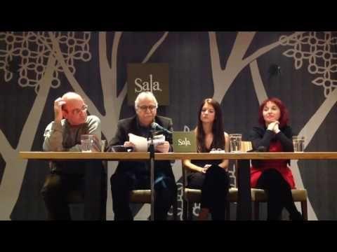 Η ποιητική συλλογή του Θανάση Μαρκόπουλου «Χαμηλά ποτάμια» παρουσιάστηκε στην Βέροια (φωτογραφίες, βίντεο)