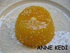 ANNE KEDİ: Tatlı Bir Ara / Portakallı Pelte