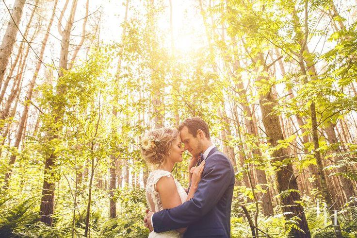 Weddingphotography, forrest