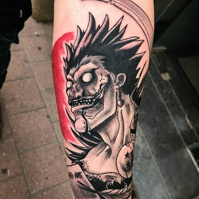 Follow @gamer ink for more 😉   RYUK mash up💥😎 by