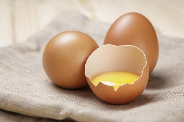 Egg Yolk Hair Treatment
