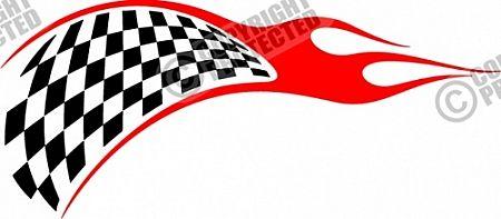 Racing Flames Vector Images Download