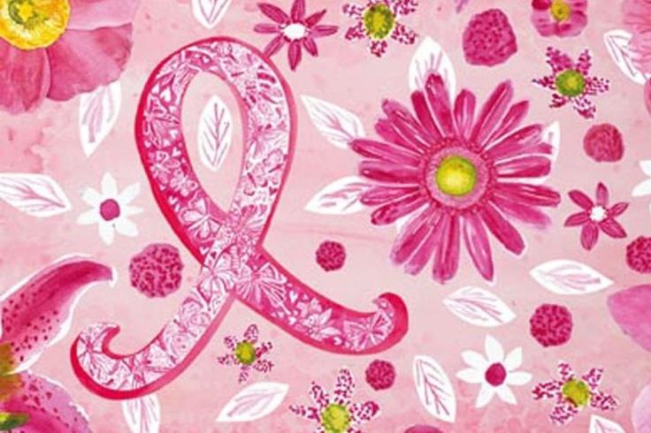 Love this pink ribbon design