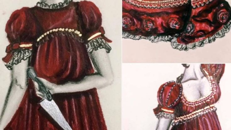 Kendall College Students Design Costumes For Opera Grand Rapids' 'Tosca'
