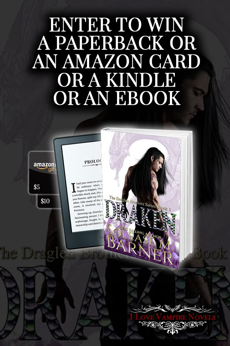 Win Paperback Copies, Ebooks, Up To A $10 Amazon Gift Card Or Kindle Eink