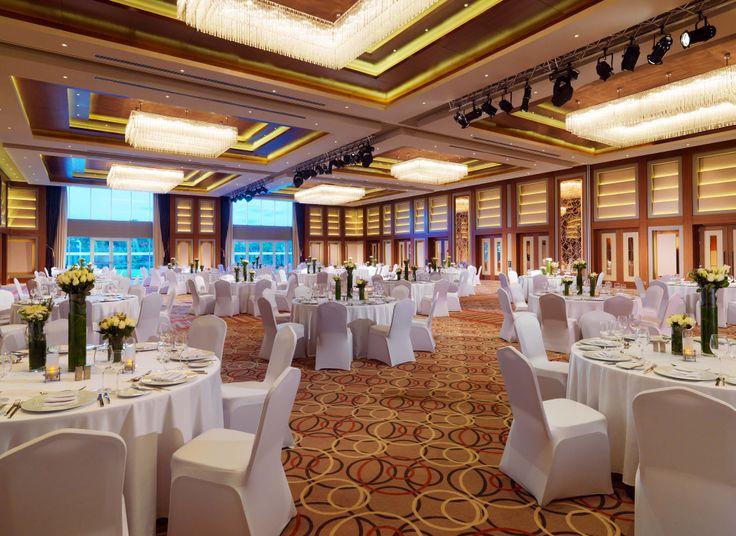 Sheraton Bursa Hotel in Rodos Wedding Style