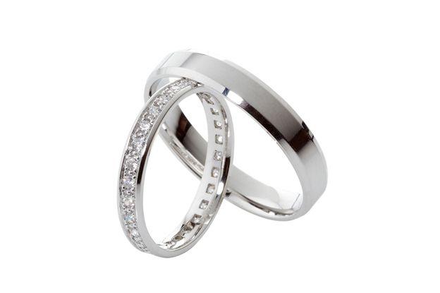 Snubní prsteny - model č. 335/04