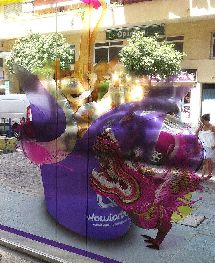 ¡¡PadThaiWok #Marbella abre HOY sus puertas!! Ya puedes hacer tus pedidos a #domicilio en el Tel: 952 821 635 o venir a nuestro flamante #local situado en C/ Félix Rodriguez de la Fuente Loc.18 (Esq. Av. Nabeul). Noodles, sabrosas ensaladas, arroces al wok, currys tailandeses, especialidades, #ThaiBurgers, postres sorprendentes y mucho más #HaveFun!! amig@s de Marbella!! Consulta en este post el #menú disponible y accede a su #ubicación en su tablero de Pinterest (Foursquare)