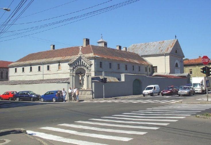 Manastirea Ordinului Calugarilor Capucini