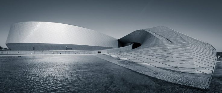 The Blue Planet Aquarium is an incredible piece of architecture – Kravtsov_Ivan / Shutterstock Copenhagen