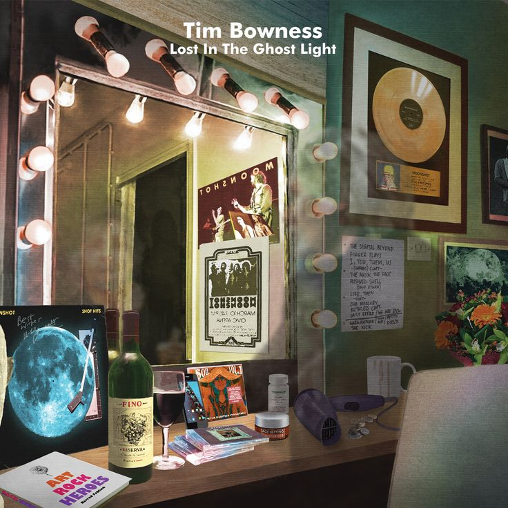 https://goo.gl/cpNat2 - Tim Bowness - Lost in the Ghost Light