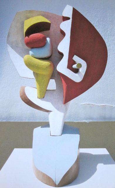 MONDOBLOGO: the sculptures of le corbusier