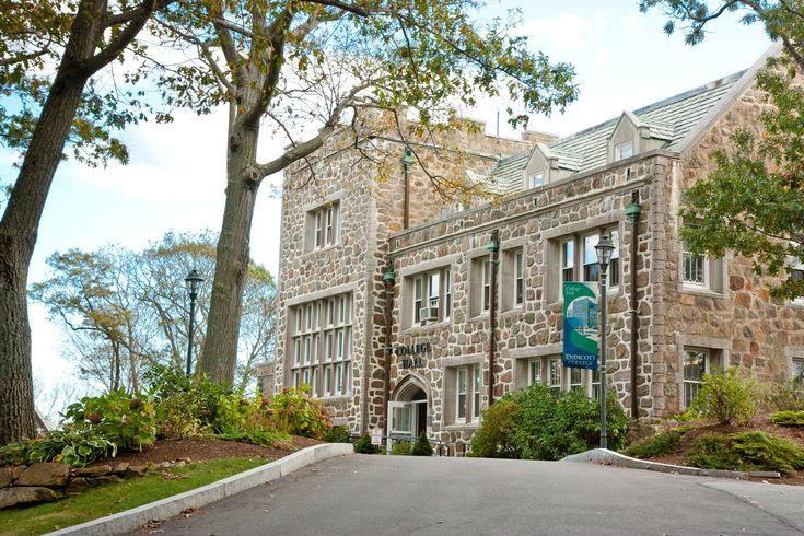 Endicott_College_Administration_Building