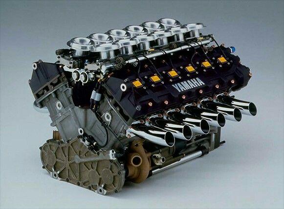 Yamaha OX99 V12 F1 engine | Engines | Pinterest | F1 and ...
