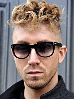 Tremendous Cool Fades For Men 2014 Google Search Rad 80S New Wave Short Hairstyles Gunalazisus