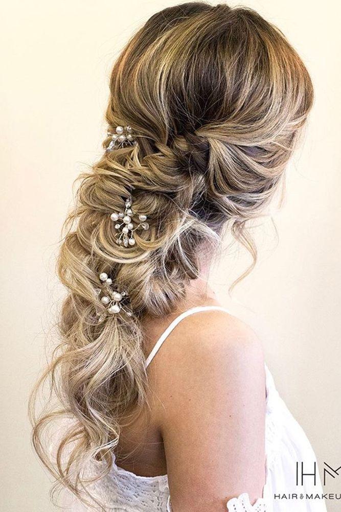 24 Lovely Wedding Hair Accessory Ideas & Tips ❤ See more: www.weddingforwar......