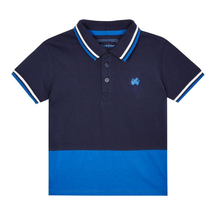 From bluezoo's fantastic range of children's clothing, this polo shirt will add…