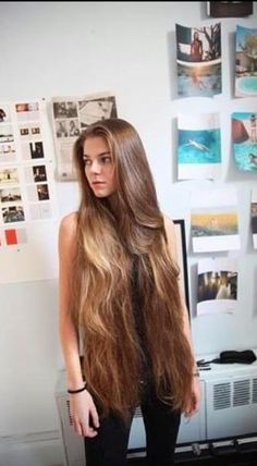 Best 25 long hair extensions ideas on pinterest long hair with 24 imgenes con las que todas las chicas con el pelo largo se identifican pmusecretfo Choice Image