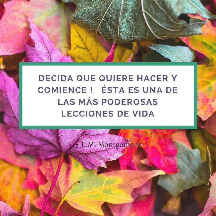 Hoy decido ...!! #estilodevida #LilaPardo #mayo #mamaemprendedora
