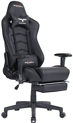 desktop gaming chair htt massage top 10 best chairs in 2019 reviews ficmax ergonomic high back large office desk swivel pc