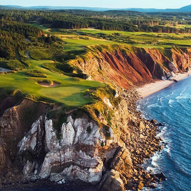 27+ Cabot cliffs golf course canada info