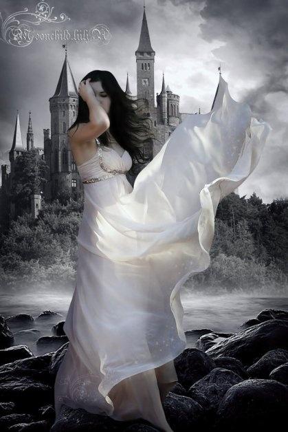 GOTH dark glamour ✤ :: White Gothic