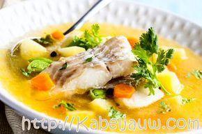 Kies uit deze 3 recepten om vissoep te maken: klassiek, genieten met Jeroen Meus of Pascale Naessens' eenvoudig, bijzonder lekker en onweerstaanbaar gezond recept.