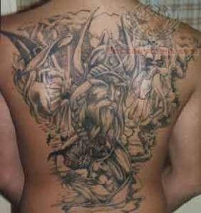 Ancient Celtic Warrior Tattoos Ancient warrior tattoo