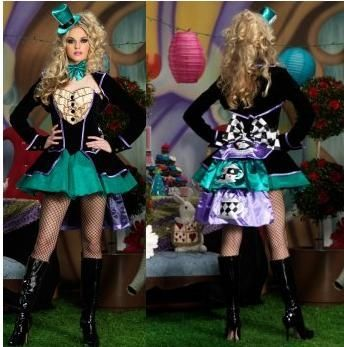 Deluxe Alice in Wonderland Mad Hatter Costume, Limited Edition Mad Hatter Costume