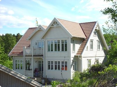 2993 best images about h user und grundrisse on pinterest for Traditional scandinavian house plans