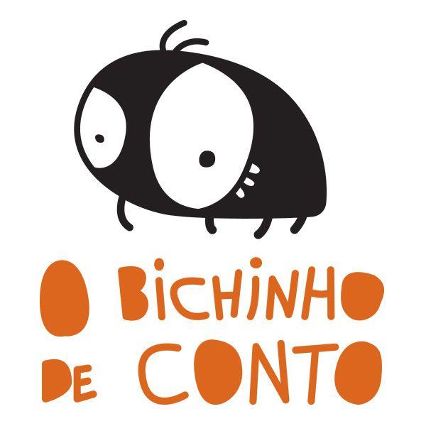 Logotipo O Bichinho de Conto editora - livraria - galeria de arte