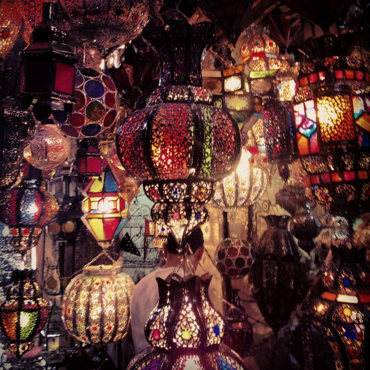 Inspirational Marrakech souk shopping