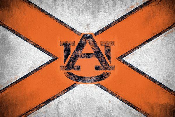 State of Alabama Flag,Auburn version of the state of alabama flag,Alabama Flag,Alabama State Flag,Auburn University,Auburn University state flag,Auburn State Flag,Auburn Tigers,Auburn Alabama,Auburn AL,JC Findley