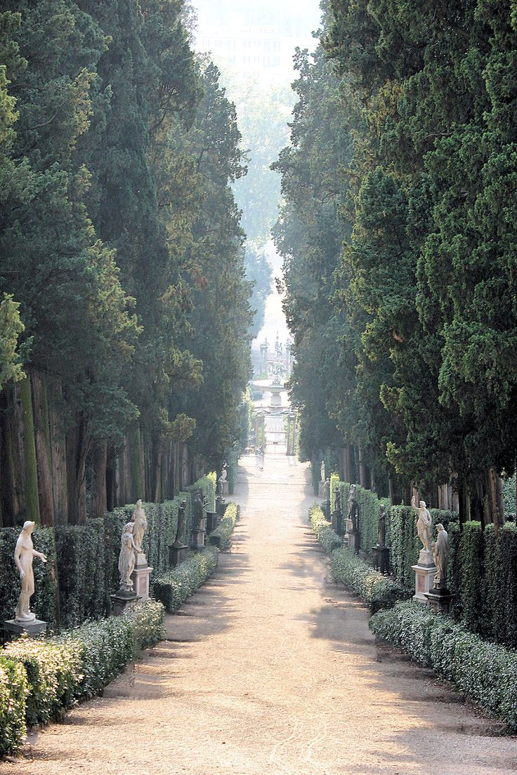 to visit Boboli Gardens Florence...best place on earth I believe. Dying to go…