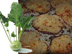 Koolrabi in de oven (makkelijk en lekker)