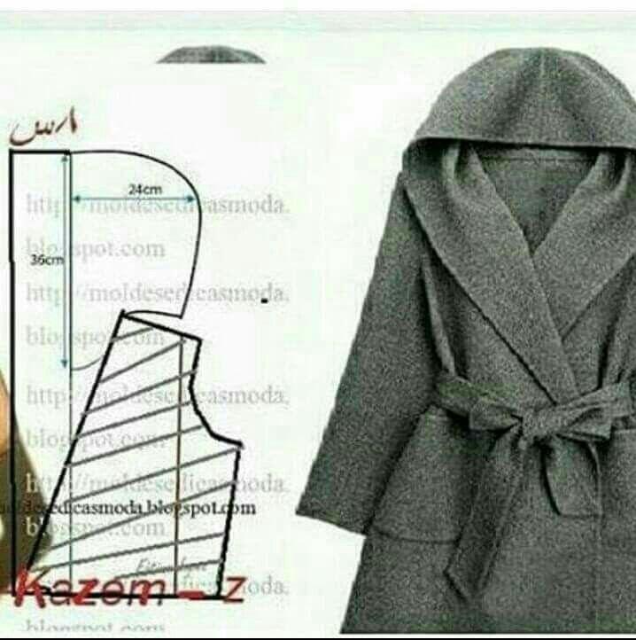 Molde abrigo