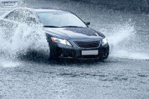 How To Drive Safely In Rain Or Floods