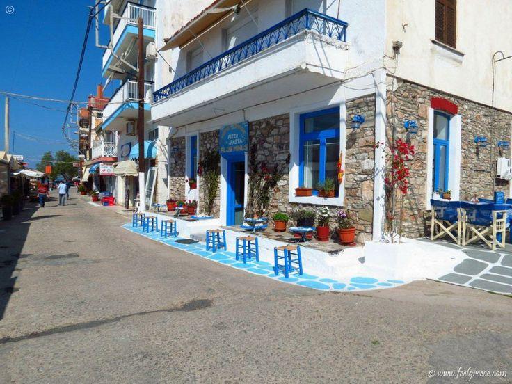 Limenaria - family run hotels and sandy beaches, Tripiti and Metalia - Thassos Island