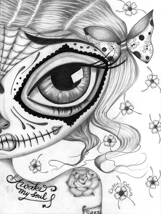 Awake My Soul - Canvas Giclee