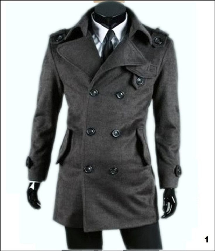 overcoat- like this one