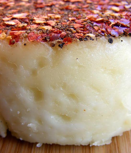 """szeretetrehangoltan: Chilis házi """"sajt"""""""